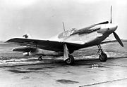 Airplane Pictures - North American XP-51