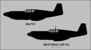 Airplane Pictures - p-51-mustang-diagram