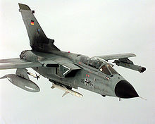 Airplane Picture - Luftwaffe Tornado ECR