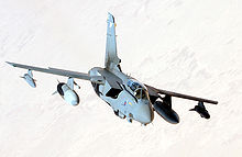 Airplane Picture - RAF Tornado GR4 during Operation Telic.