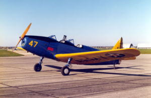 Airplane Pictures - Fairchild PT-19