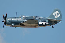 Warbird Picture - Curtiss SB2C Helldiver (Commemorative Air Force)
