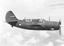 Warbird Picture - U.S. Army Air Force A-25 Shrike in flight.