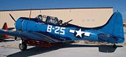 Airplane Pictures - A restored SBD Dauntless