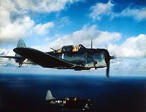 Airplane Pictures - United States Navy SBD-5 Dauntless