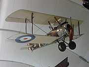 Airplane Pictures - Sopwith Camel at the RAF Museum, London