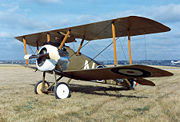 Airplane Pictures - Replica of Camel F.I flown by Lt. George A. Vaughn Jr., 17th Aero Squadron