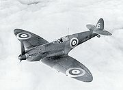 Airplane Pictures - K9795, the 9th production Mk I, with 19 Squadron in 1938