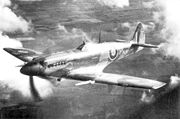 Airplane Pictures - The first Griffon-powered Spitfire, DP845