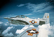 Airplane Pictures - VNAF T-28s over Vietnam