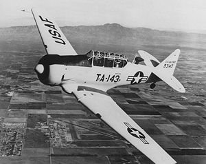 Airplane Pictures - T-6 Texan/SNJ/Harvard
