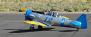 Airplane Pictures - T-6 Texan at the 2005 Reno Air Races