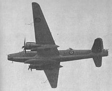 Warbird Picture - Air-sea rescue Warwick with an airborne lifeboat under the fuselage