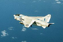 Airplane Picture - A-7C of VA-82