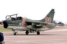 Airplane Picture - Greek Air Force TA-7H
