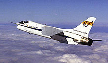 Airplane Picture - NASA's F-8C digital fly-by-wire testbed