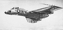 Airplane Picture - F7U-3P reconnaissance aircraft