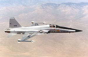 Airplane picture - Airplane Pictures - Living Warbirds: Northrop F-5 - Freedom Fighter (A/B) and Tiger II (E/F)