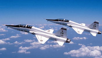 Airplane picture - Airplane Pictures - Living Warbirds: Northrop T-38 Talon