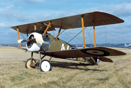Airplane Pictures - Living Warbirds: Sopwith Camel