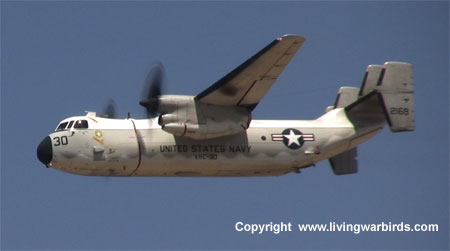 Airplane Pictures - Grumman C-2A Greyhound, Living Warbirds
