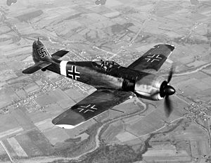 Airplane Pictures - Living Warbirds: Focke-Wulf Fw-190