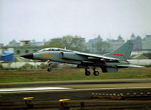 Airplane Pictures - Living Warbirds: Xian JH-7 (FBC-1 (Fighter/Bomber China-1) Flying Leopard)