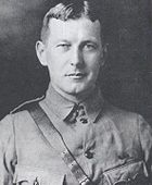 Lt. Col. John McCrae of Canada, who wrote the poem