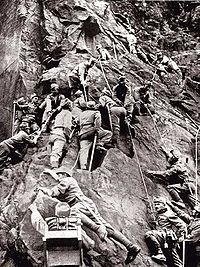 Austro-Hungarian mountain corps in Tyrol